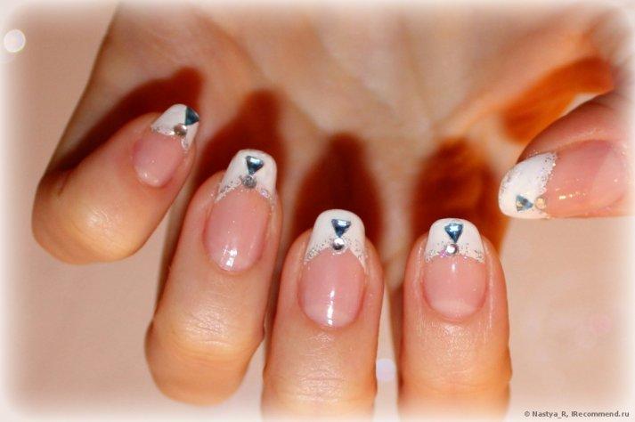 Дизайн ногтей в домашних